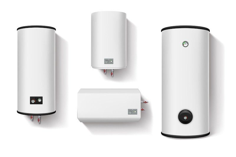 how tankless water heater works