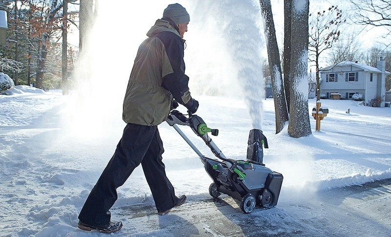 Ego snow blower review