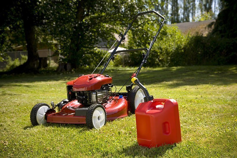electric lawn mowers vs gas