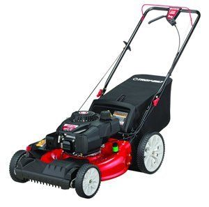 Troy bilt TB 220 lawn mower reviews