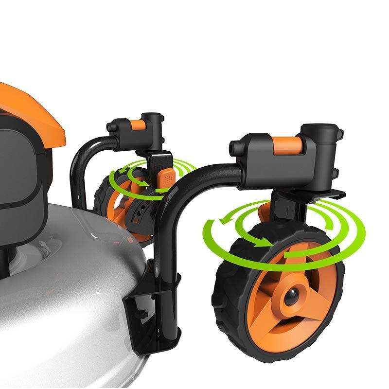 worx lawn mowers reviews