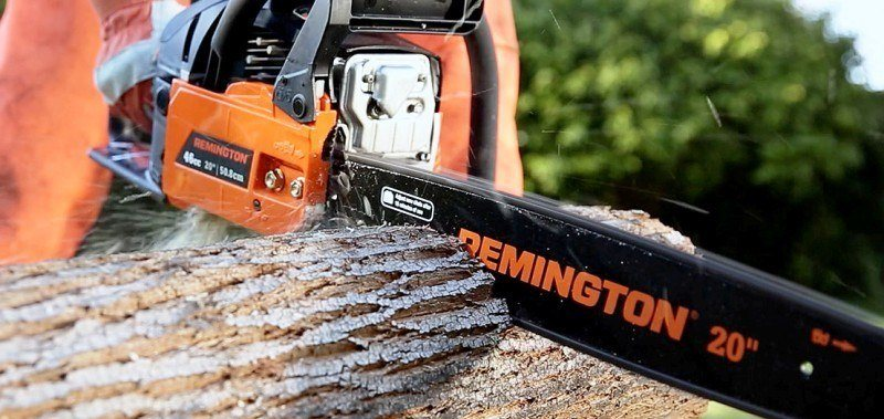 Remington chainsaw reviews the outlaw model rm4620 greentooth Gallery