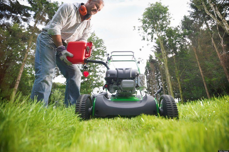 What Is Lawn Mower Mulching