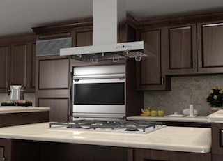 Island Range Hood Reviews Z Line Ke2i 42