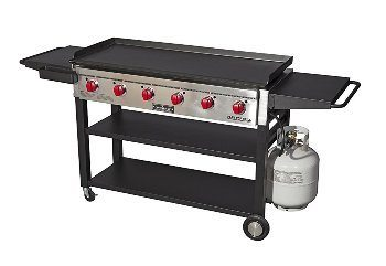 Camp chef flat top grill review