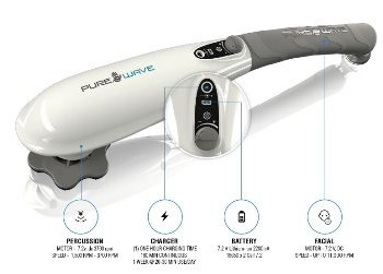 Pure wave massager reviews