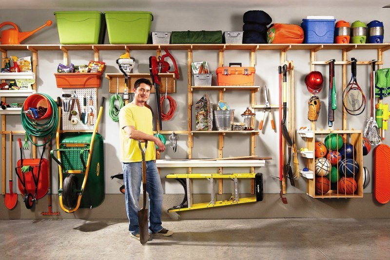 Backpack Blower Storage Ideas 7 Effective Ways You Don T