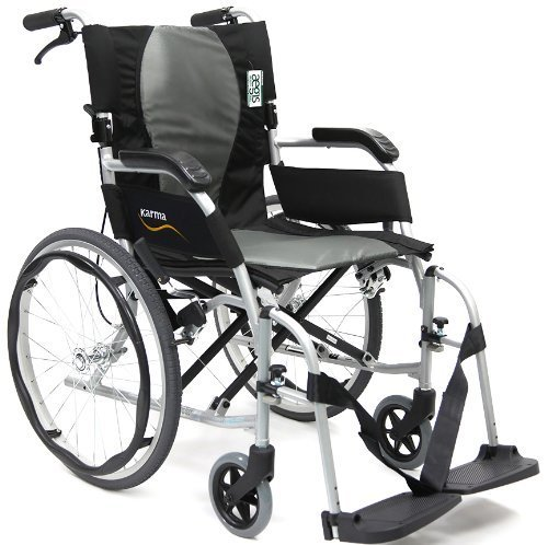 The Karman Ergonomic Ultra Lightweight Is The First And The Best Manual  Wheelchair On Our List. This Model Was The Best Lightweight Model For 2017  And As ...