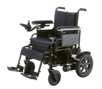 Folding power wheelchair review