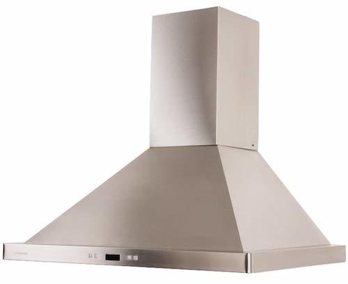 cavaliere range hood reviews