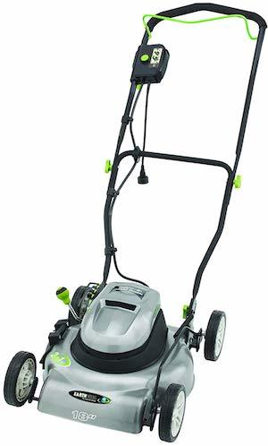 Earthwise lawn mowers reviews