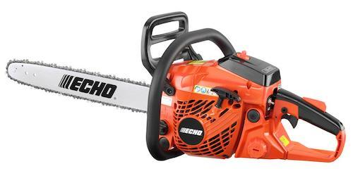Echo chainsaw reviews