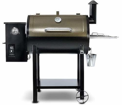 Pit boss 820 pellet grill review