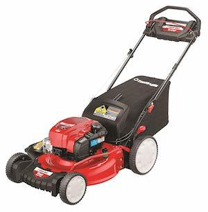 Troy Bilt TB 370 lawn mower reviews
