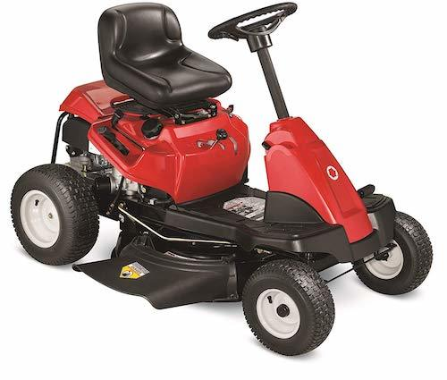 troy bilt riding lawn mower reviews