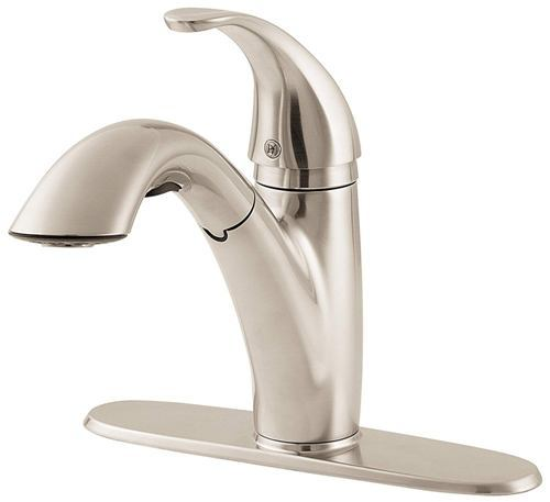 2. Pfister Parisa LG53 47SS Pull Out Faucet