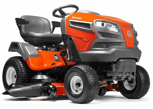 husqvarna lawn tractor reviews