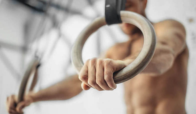 gymnastic rings benefits