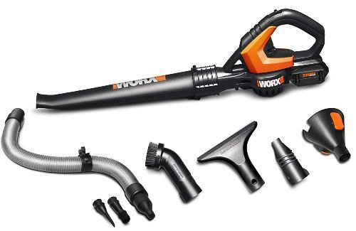 Worx air review