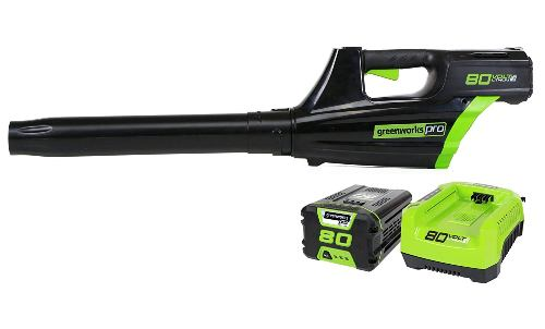 Greenworks leaf blower review