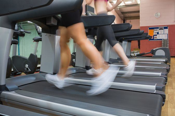 treadmill workout for weight loss